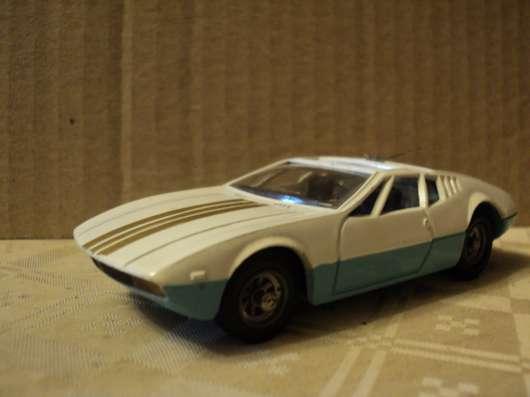 Масштабная модель автомобиля Мангуста