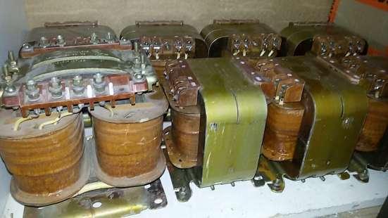 Трансформаторы 0.063-4Кв