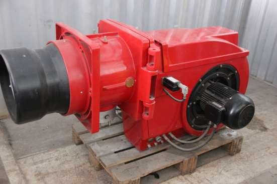 Горелка Газовая WEISHSUPT -5100KW