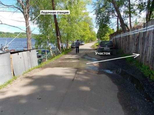 Участок 560 кв.м на первой линии на Волге в г. Плес Ивановской области в Иванове Фото 5
