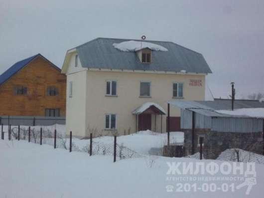 коттедж, Бердск, Энтузиастов, 79 кв.м. Фото 1