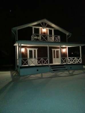 Дом под ключ в Снегирях