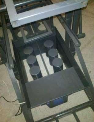 станок для шлакоблока Ип стройблок ВСШ   2    4    6