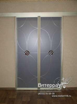 Раздвижные двери и перегородки в Набережных Челнах Фото 3