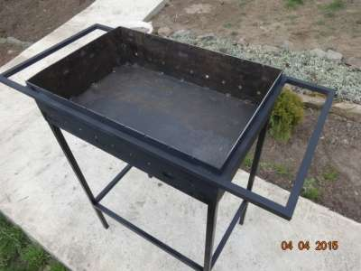 Продам мангал в Волгодонске Фото 2