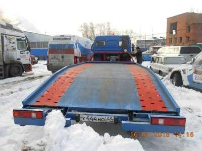 грузовой автомобиль КАМАЗ 4308 (1804МА-11)