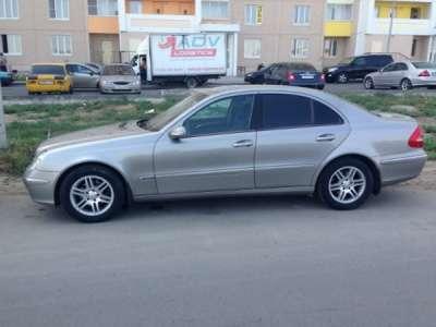 иномарку Mercedes