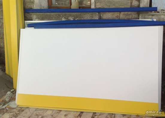 Листовой стеклопластик для хоккейных площадок