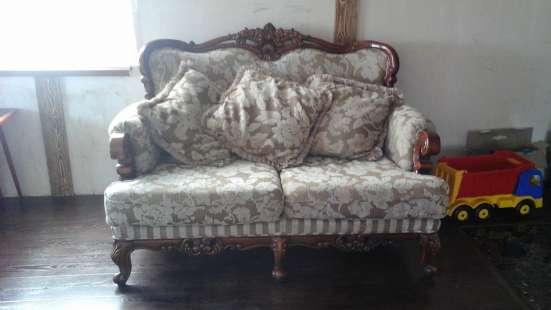 Мягкая мебель из натурального дерева в Ростове-на-Дону Фото 2