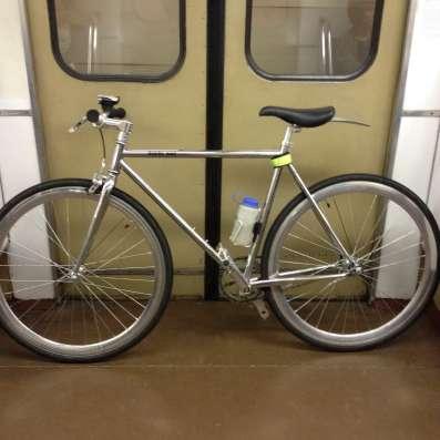 Сингл фиксед велосипед