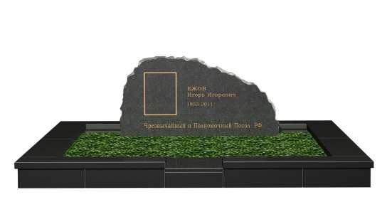 Изготовление памятников в Зеленограде Фото 2