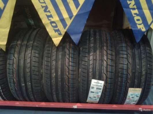 Новые Dunlop 215 45ZR17 Sport Maxx RT MFS XL