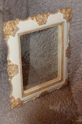 Зеркало интерьерное ручной работы в г. Астана Фото 2