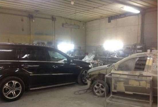 Продам автосервис-автомойку с землей в Челябинске