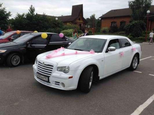 Автомобиль на свадьбу в Балашихе Фото 4