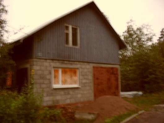 """Дом в садоводстве""""Большой лог"""" в г. Выборг Фото 5"""