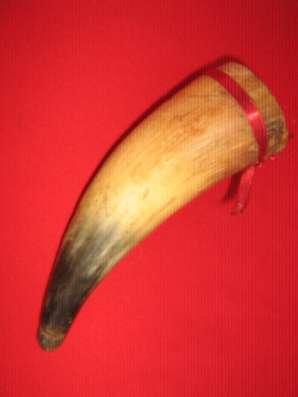 Натуральный рог