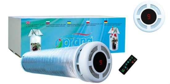 Вентиляция с сохранением тепла и мини-догревом