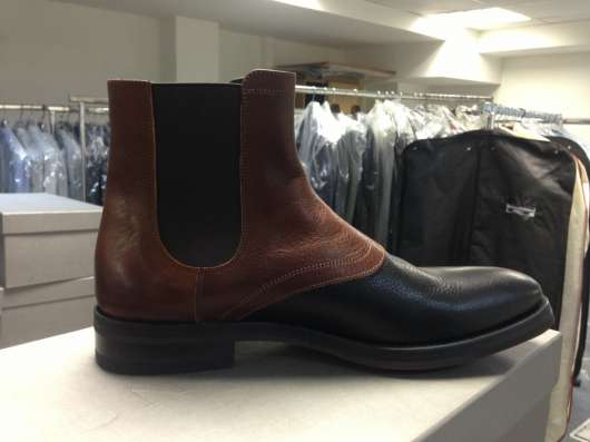Ботинки мужские Alexander McQueen