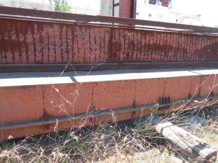 Кран электрический мостовой двухбалочный Q-5т в г. Новая Каховка Фото 3