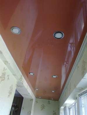 Натяжные потолки в Армавире Фото 3