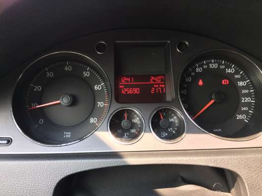 Продажа авто, Volkswagen, Passat, Механика с пробегом 125000 км, в Рязани Фото 5