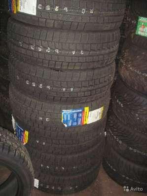 Новые зимние Dunlop 245/45 R18 Winter Maxx WM01 в Москве Фото 2