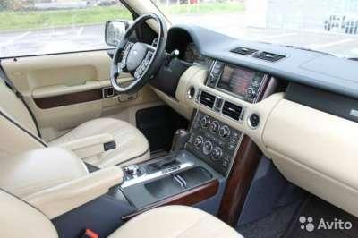 внедорожник Land Rover Range Rover, цена 1 800 000 руб.,в Рязани Фото 3