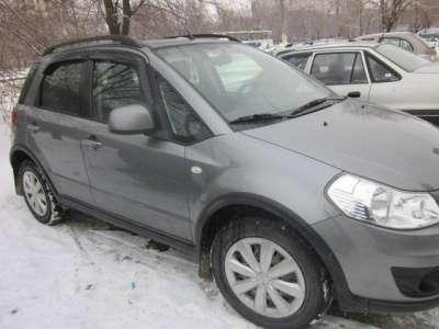 автомобиль Suzuki SX 4, цена 480 000 руб.,в Магнитогорске Фото 6