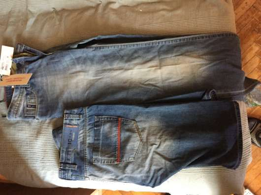 Джинсы и джинсовые шорты