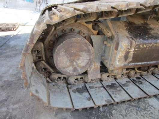 Гусеничный экскаватор TEREX 260, 2008 г., 4500 м/ч, 1,5 м3, болотник