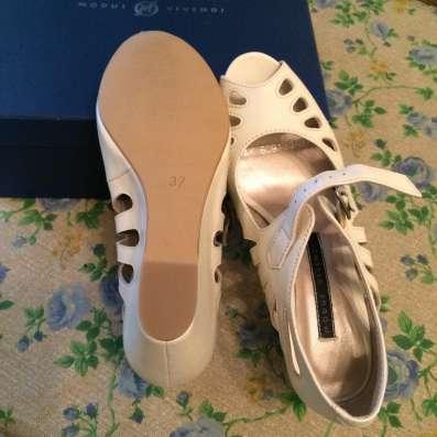 Комфортные летние туфли 38 р