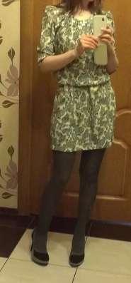 Легкое платьице