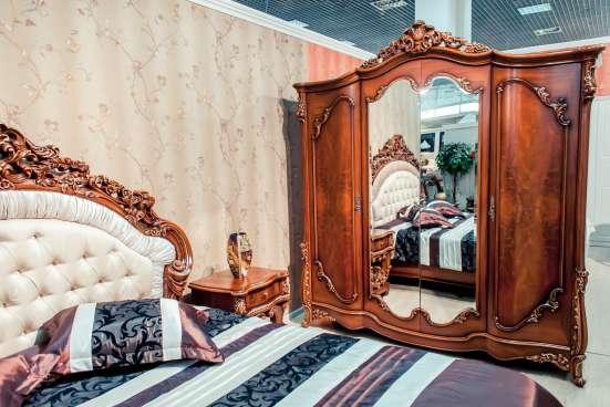4-х дв шкаф Офелия в Краснодаре Фото 1