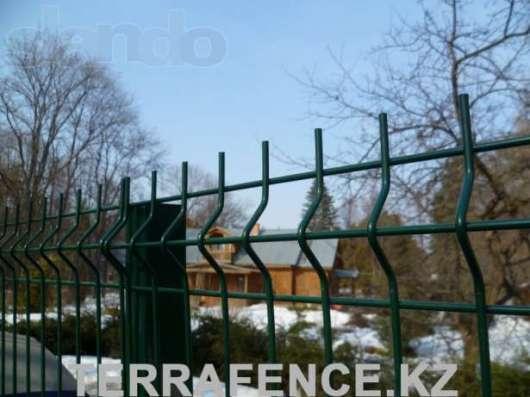 Заборы, ворота TerraFence