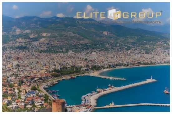Элитная Турецкая Жизнь! Недвижимость у моря!