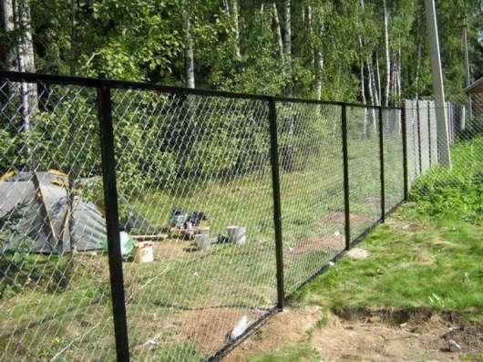 Секции заборные в Шатуре