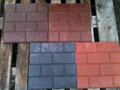 Фасадная полимеропесчаная  плитка
