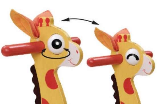 Каталка-ходунки жираф с сортером Wonderworid в Москве Фото 2