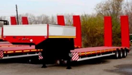 Трал 39 тонн низкорамный из наличия продам в Челябинске