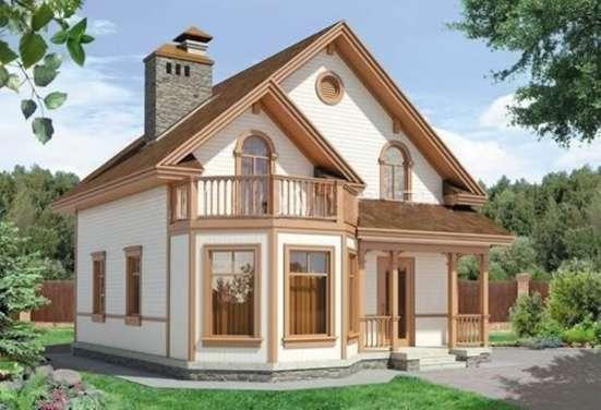 Каркасные дома в Белгороде Фото 1