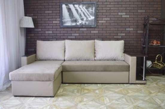 Новый угловой диван от Южной мебельной фабрики