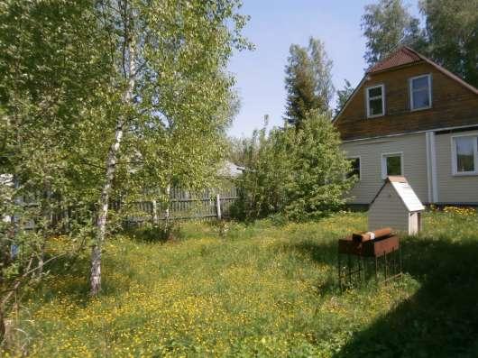 Продам 2-х этажный дом 120 кв.м.СНТ Автомобилист,д.Красновид в г. Можайск Фото 1