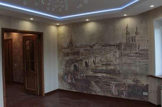 Услуги строительной фирмы «Ремонтник 37» в Иванове