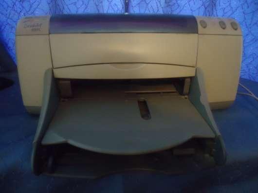 Принтер хьюлетт паккард 950С