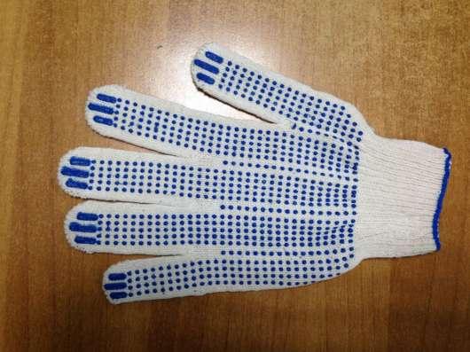 Продаем х/б перчатки