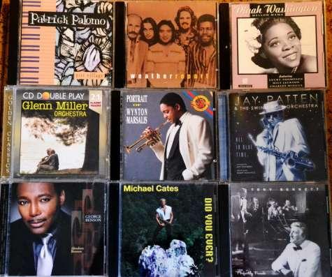 Американские компакт диски в Москве Фото 3