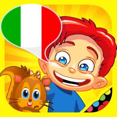Курс Итальянского языка для детей