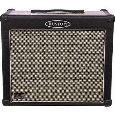 Гитарный комбоусилитель KUSTOM quad 65 fsx