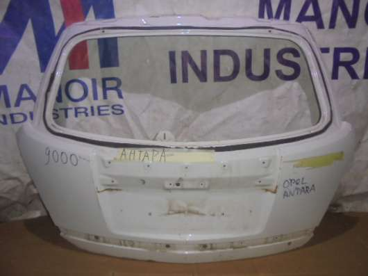 Крышка багажника на Опель Антара